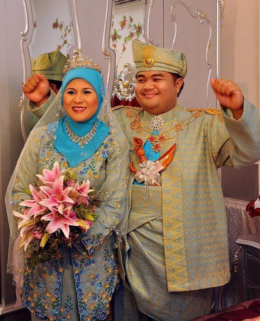 Brunei Bride