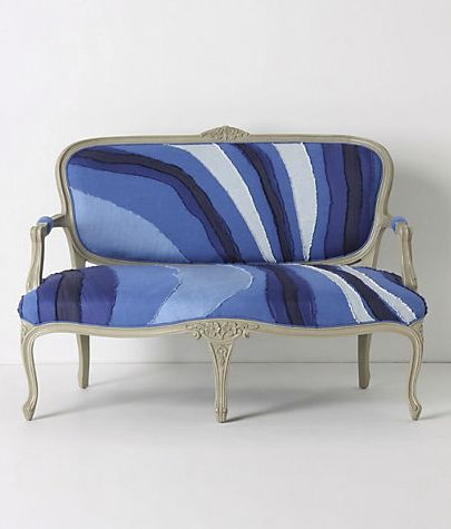 Ashbee Design: Denim Blue Jeans • Furniture -- I really like this!