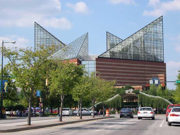 Chattanooga Aquarium, TN