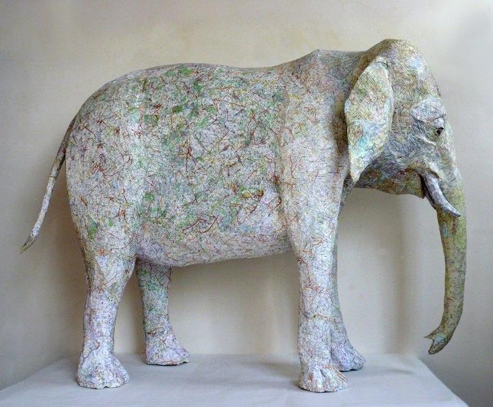 409 best images about paper mache sculpture on pinterest. Black Bedroom Furniture Sets. Home Design Ideas