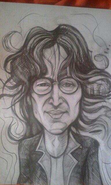 John Lennon artist Giovanni Latorre