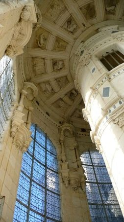 Chambord Castle, France...this castle is phenomenal!