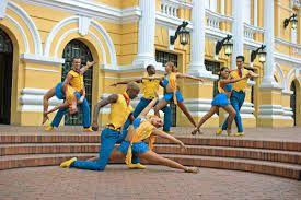 Resultado de imagen para bailarines de salsa cali colombia