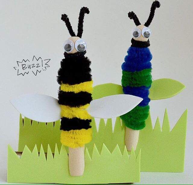 64 best Pipe cleaner craft ideas images on Pinterest ...
