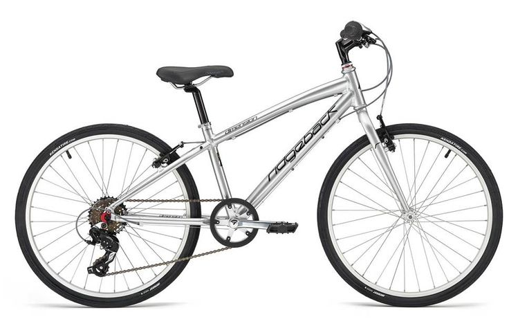 Ridgeback Dimension 24 2016 Kids Bike - Silver - 24 Inch wheel