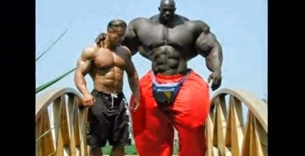 Real-Life Hulk Exists.. Except That He's Not Green..