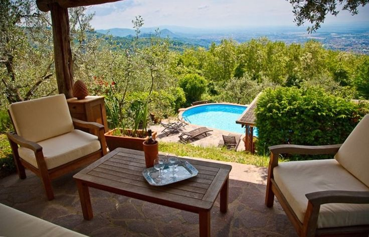 We will checking in here in 3 weeks! Farmhouse vacation rental in Montecatini Terme from VRBO.com! #vacation #rental #travel #vrbo