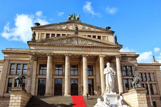 Konzerthalle, Berlin, Germany