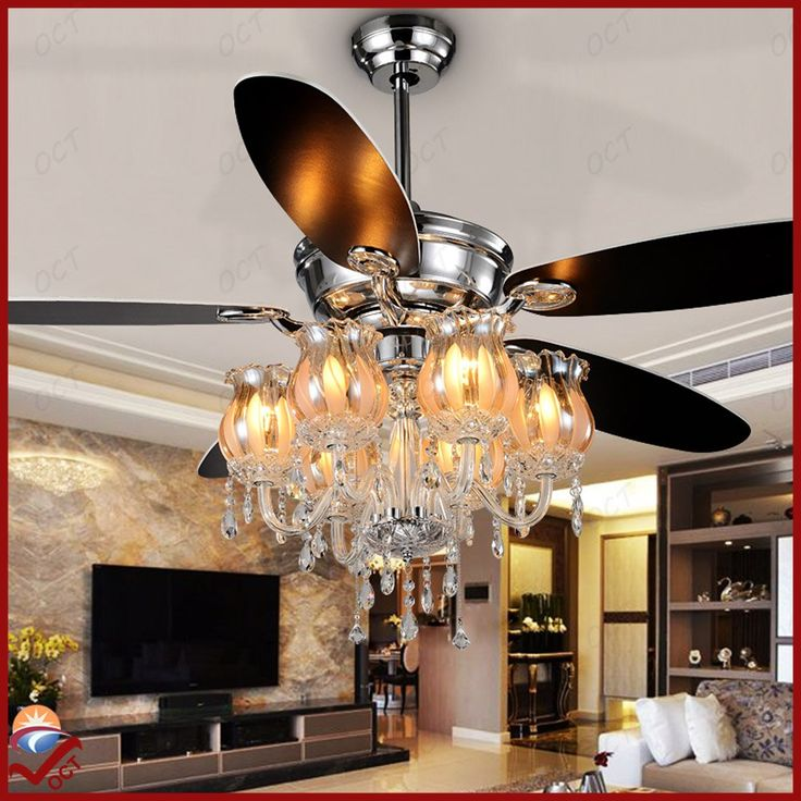 96 Best Images About Ceiling Fan Fandelier On Pinterest