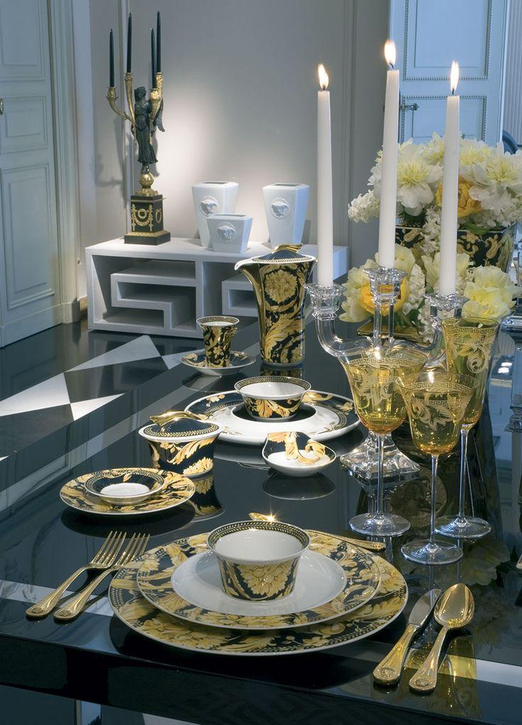 VANITY. Un auténtico lujo de fina porcelana en la mesa. Encuentra estas piezas en nuestra tienda online y celebra lo auténtico. http://www.fidelius.com.uy/