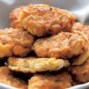 Looking for a simple side dish to use garden-fresh yellow squash? Try this straightforward version of fried squash.       Squash Patties ...