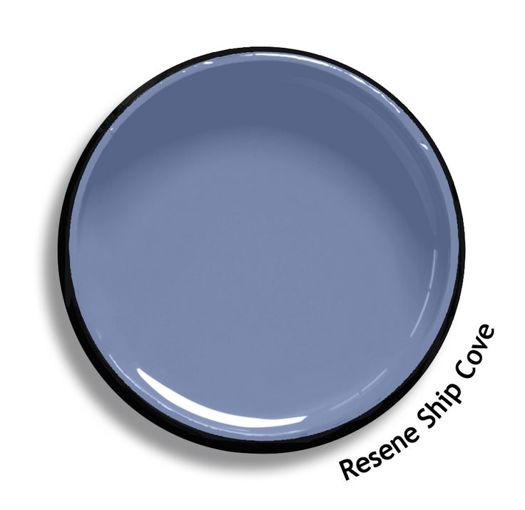 Resene Ship Cove is a benign quiet blue with touches of grey and violet. From the Resene Multifinish colour collection. Try a Resene testpot or view a physical sample at your Resene ColorShop or Reseller before making your final colour choice. www.resene.co.nz