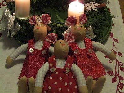 Moje tvořeníčko...: Vánoční dárečky