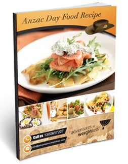 Receive a FREE copy of our healthy Anzac Day recipes perfect for enjoying an amazing Anzac Day breakfast, brunch, lunch, and dinner. Sign-Up to Gain Access Now! #freerecipe #anzacrecipe