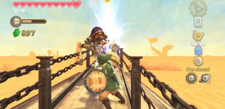 Scervo Sword Attack. Image number 1.