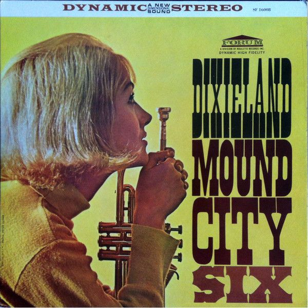 The Mound City Six - Dixieland (Vinyl, LP) at Discogs