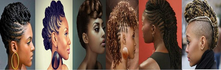 We have to admit that Mohawk hairstyles are not for everyone. But if you're bold enough we have 6 hot and trendy Mohawk hairstyles for black women you may want to try! SEE PICS by clicking link below:   #Mohawkhairstyles #Mohawks #Mohawkhairstylesforblackwomen