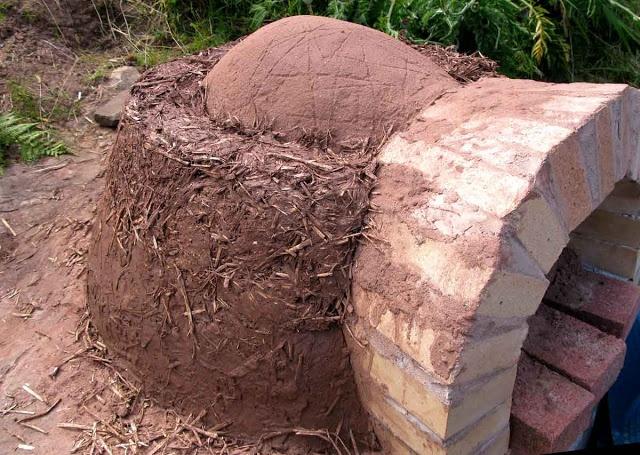 Como Construir nuestro propio horno de barro - Taringa!