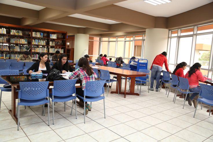 Sala de lectura - Nivel 2B