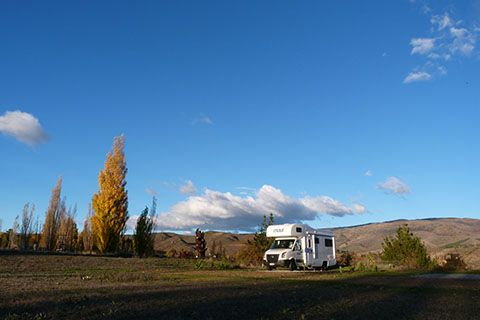 This post covers my tips for camper vanning around New Zealand - and spending a night in a vineyard