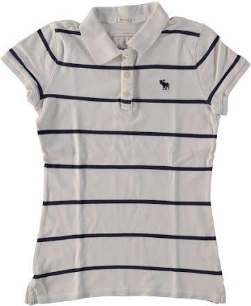 Abercrombie & Fitch / T-shirt korte mouw & top www.vintykids.com