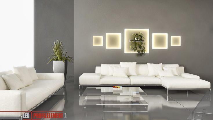 Indirekte Beleuchtung Im Wohnzimmer Www Ledprofilelement De Indirekte Beleuchtung Led Beleuchtung