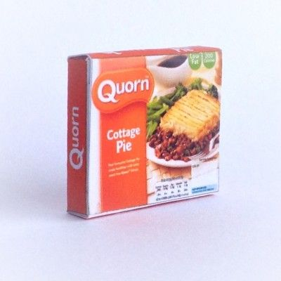 Minimum World MS428 - 1:12 Scale Quorn Cottage Pie