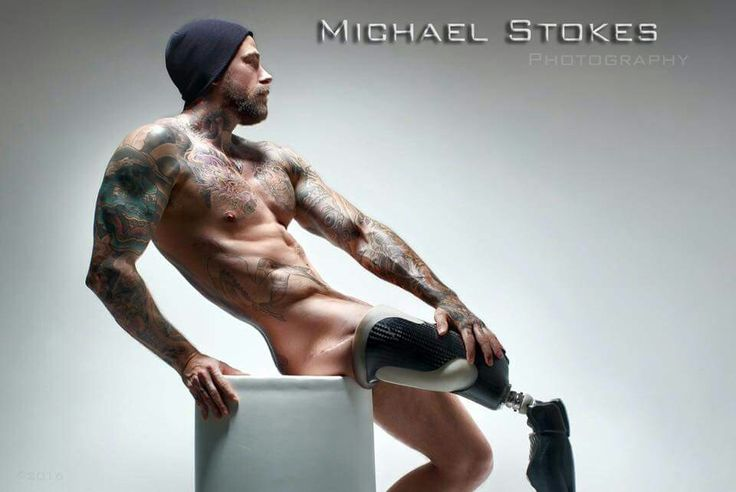 More Michael Stokes wounded veteran photography (James Ramsey)