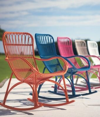 Shop For Outdoor Rocking Chairs And Porch Swings In A Variety Of Colors And  Styles From Grandin Road. Enjoy Your Porch Or Patio With These All Weather  ...