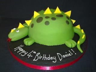 88 Best Dinosaur Cake Images On Pinterest Dinosaur Cake