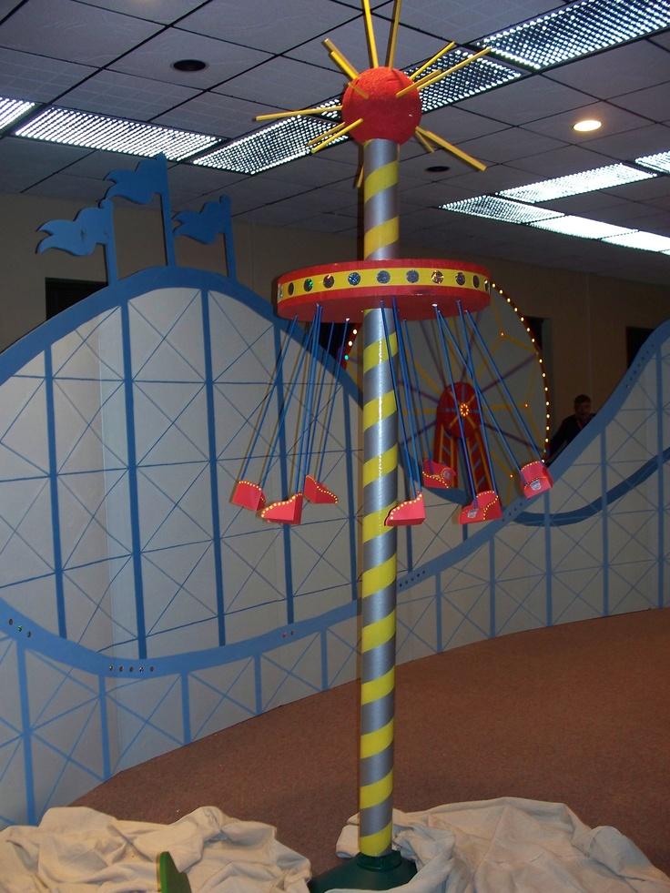 45 best images about amusement park activities on for Amusement park decoration games
