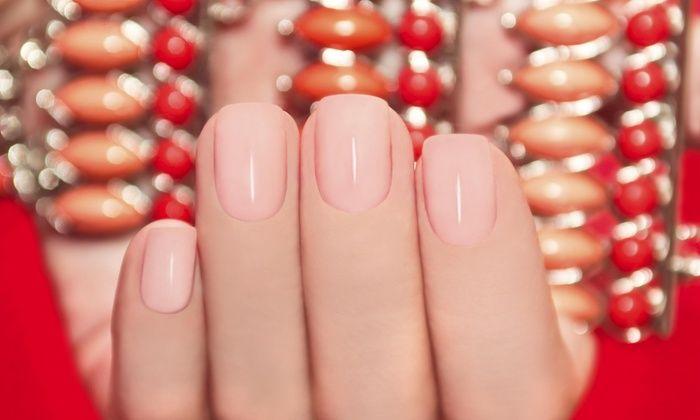 Manicures and Pedicures - Las Divas VIP Salon Spa | Groupon