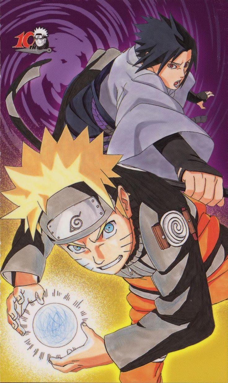 Masashi Kishimoto, Naruto, Mina no Sho Fanbook, Naruto