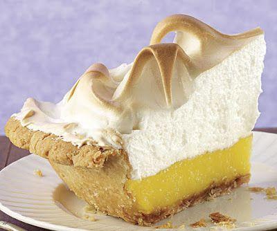 Lemon Meringue Pie Recipe & Video and MORE for Lemon Meringue Pie Day