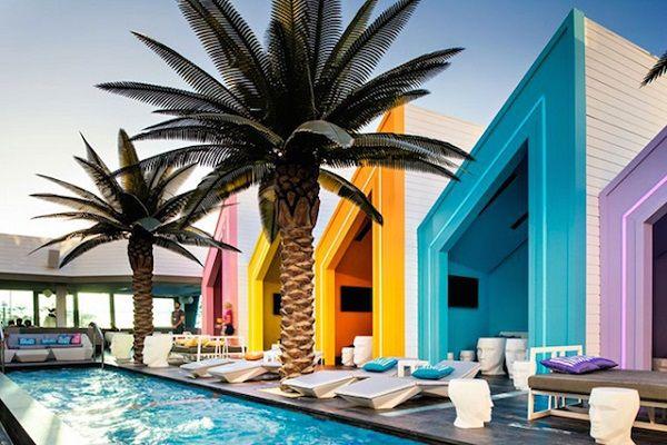Идеи для летнего отдыха: пляжный клуб. (5 фото)