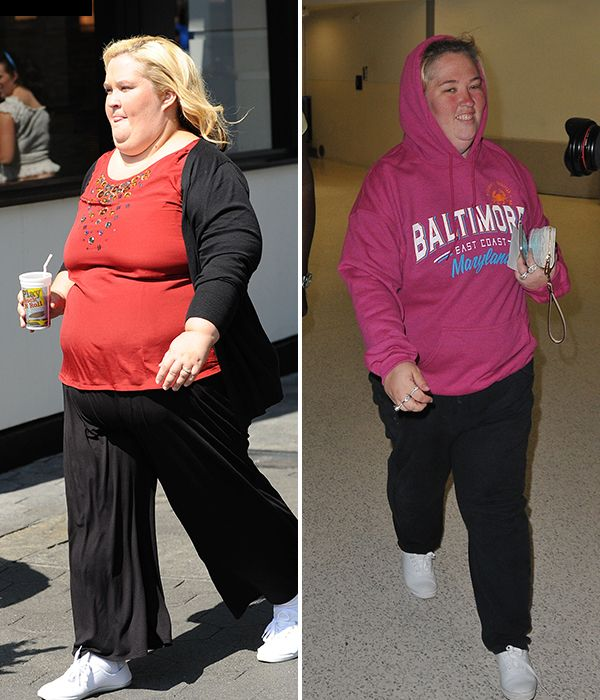 [WATCH] Mama June Is A Size 4: See Incredible Weight Loss After Weighing 352 https://cstu.io/8627a6