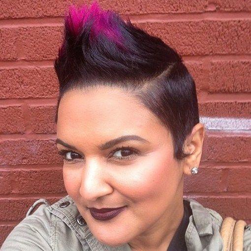 17 Best Ideas About Men S Faux Hawk On Pinterest: 17 Best Ideas About Pixie Mohawk On Pinterest