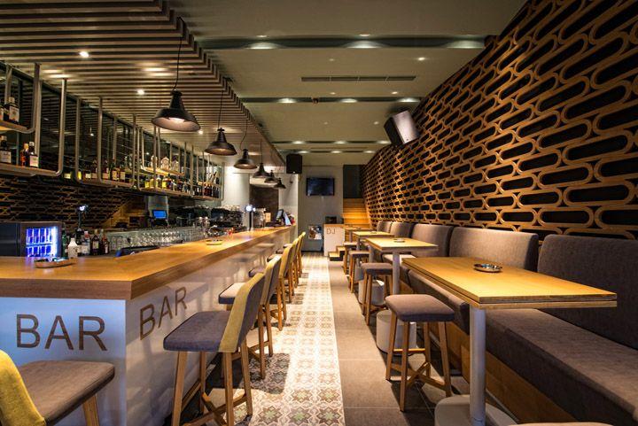 Largo Cafe By Tectus Design Heraklion Crete Greece 02
