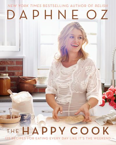 The Stir-Daphne Oz's Blueberry Tea Cake Will Be Your Favorite Winter Comfort Food