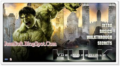 The Incredible Hulk PC Game 2015 Full Version Free Download