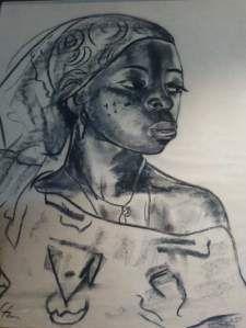 South African artist Irma Stern