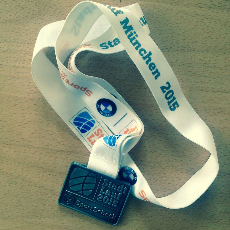 Sport Scheck Stadtlauf München 2015 - Halbmarathon