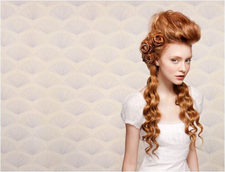 Fairytale hair!