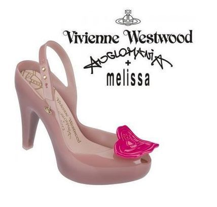 Vivienne Westwood パンプス・ミュール 【即日発送sale】ヴィヴィアン Vivienne Melissa ウルトラガール