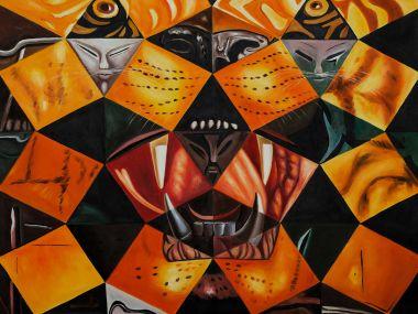Cinquenta Imagenes Abstractas by Salvador Dali OSA372