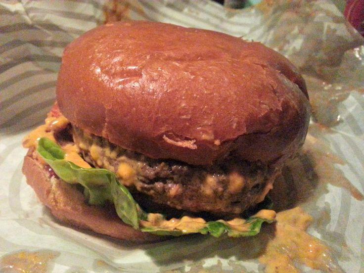 Patty & Bun – Jose Jose chilli burger | London Piggy