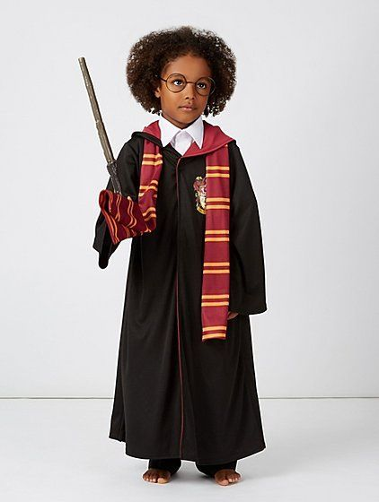 Harry Potter Fancy Dress Costume, read reviews and buy online at George at ASDA. Shop from our latest range in Kids. Have they been sorted into Gryffindor? I...