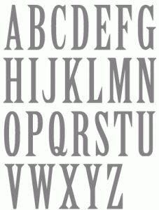 25+ unique Letras para imprimir ideas on Pinterest