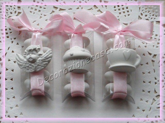Confetti bomboniera bimba, nascita e battesimo