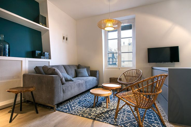 Rue du Bois de Boulogne, Neuilly / Seine 92. Location appartement meublé à Paris | Ref 12871 Book-A-Flat